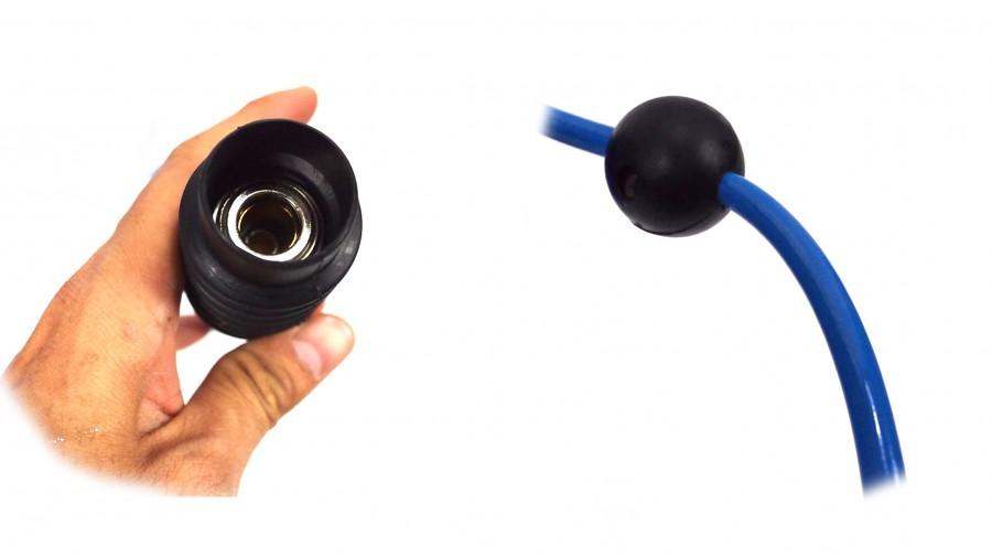 สายลมแบบโรลสปริง PUMA 6.5x10mm. รุ่น PM10-6MA ความยาว 6 เมตร