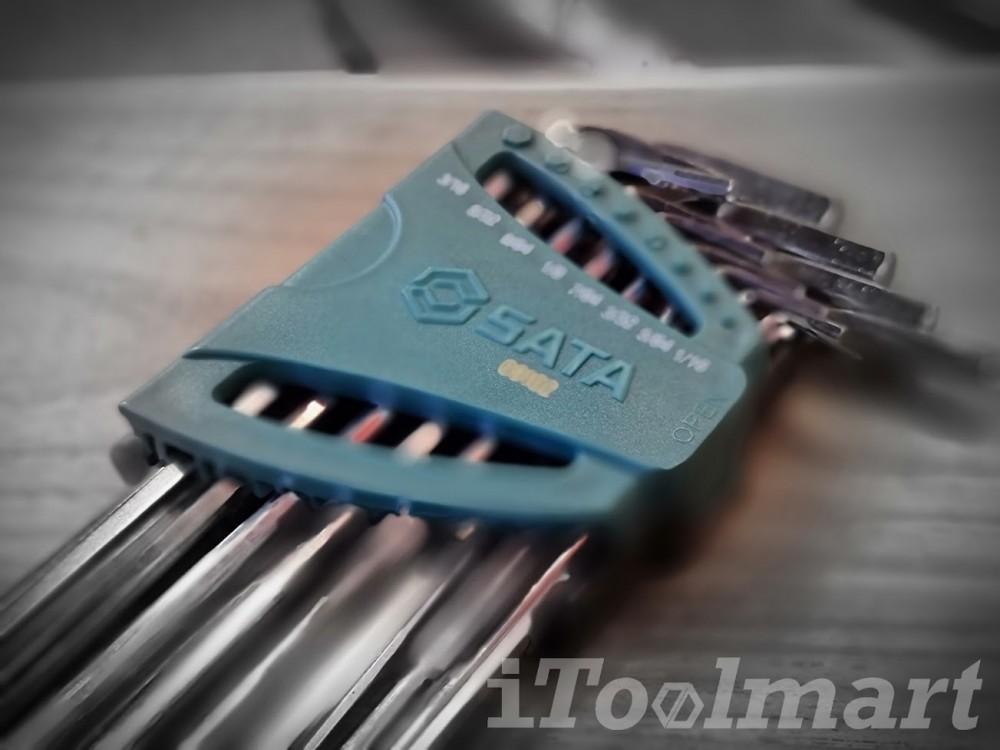 ประแจหกเหลี่ยม SATA 09102