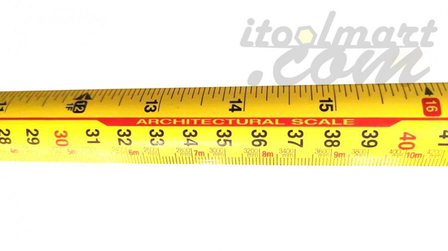 ตลับเมตร MILWAUKEE 5m/16ft Premium Magnetic Tape Measure