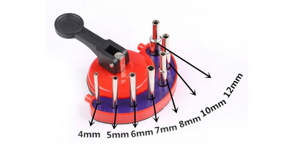 อุปกรณ์นำร่องเจาะกระเบื้อง 4-12 mm.BU-9087