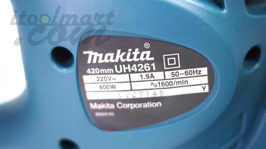 เครื่องตัดแต่งกิ่งไม้ไฟฟ้า MAKITA รุ่น UH4261