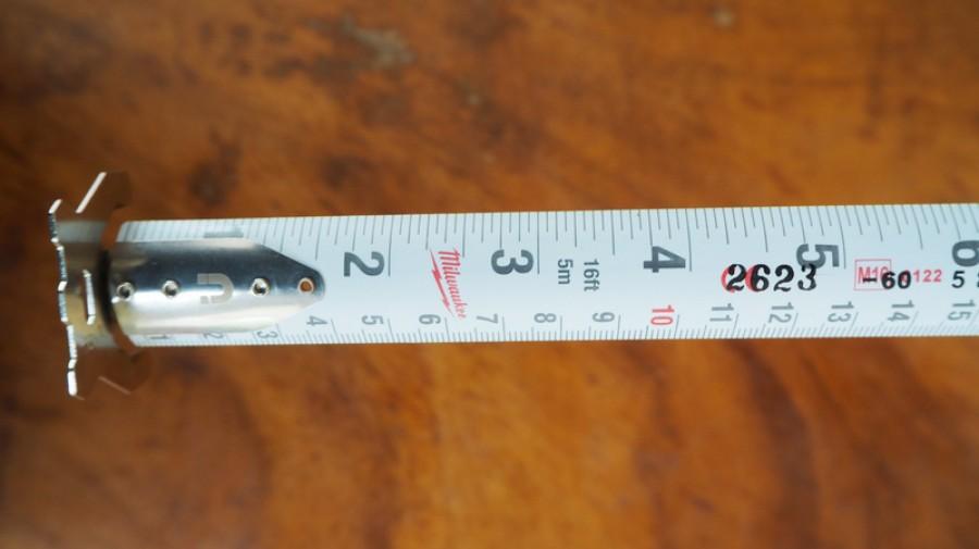 ตลับเมตร MILWAUKEE 8m/26ft Premium Magnetic Tape Measure